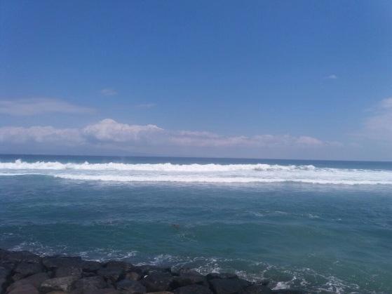 Candidasa beach stop 1