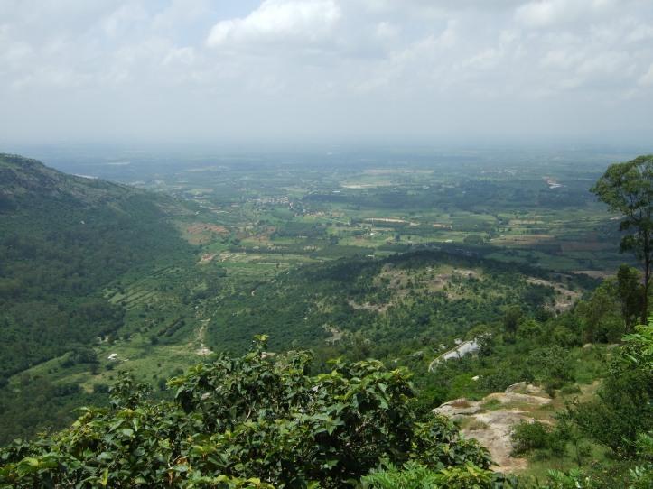 View_Down_Nanadi_Hills