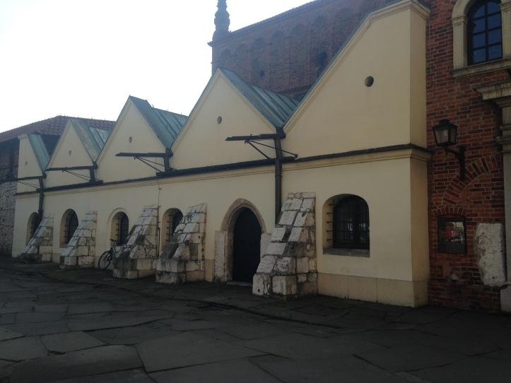 Synagoga Stara, now a museum.jpg