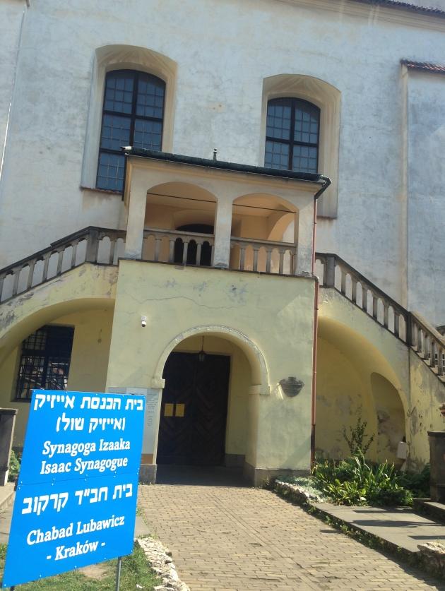 Synagogue Izaaka