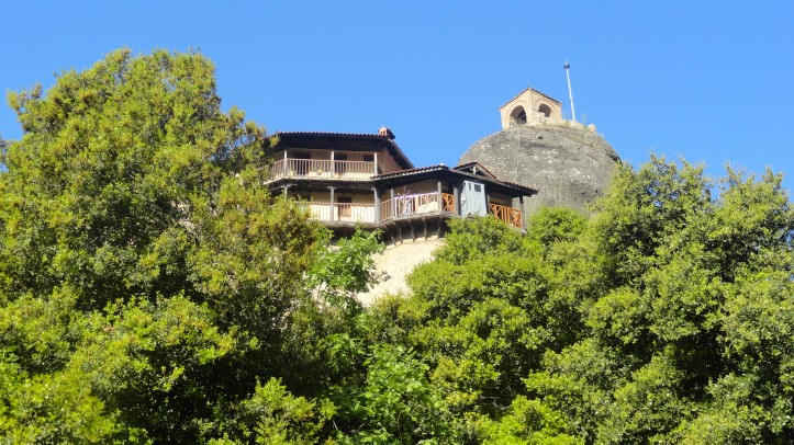 Agios Nikolaos Anapafsas Monastery