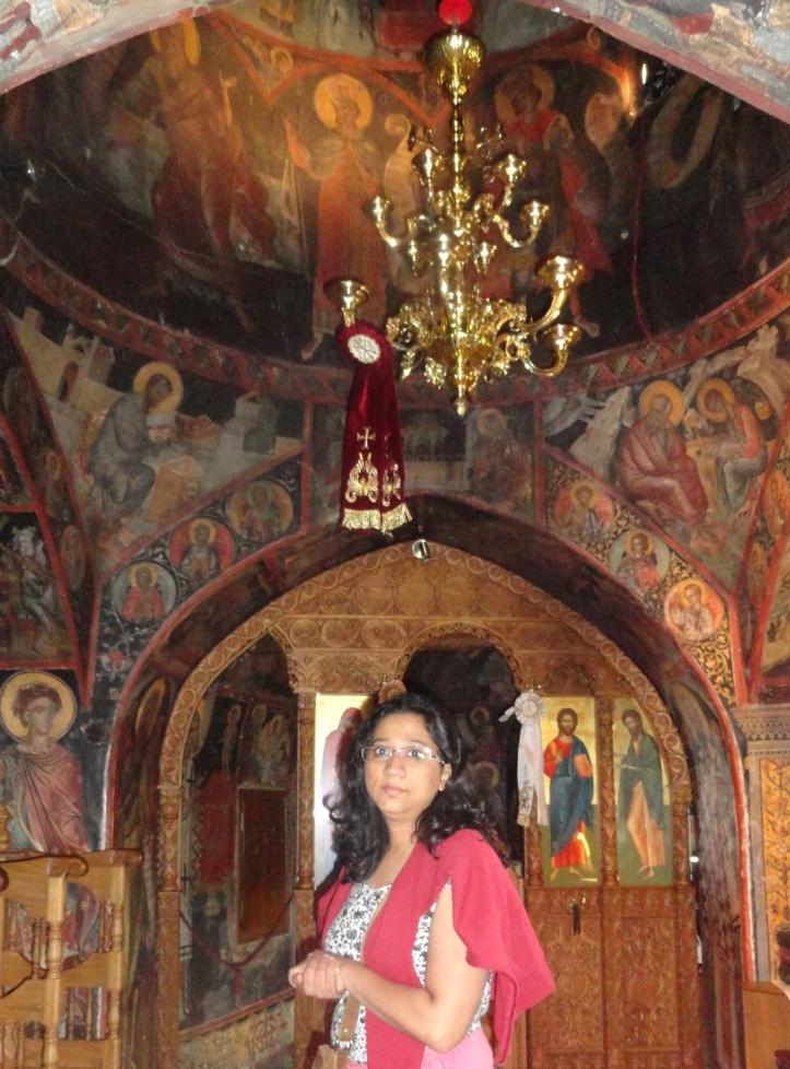 Inside Agios Nikolaos Anapafsas Monastery_1