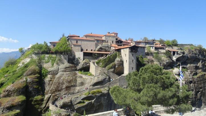 The Great Meteoro Monastery