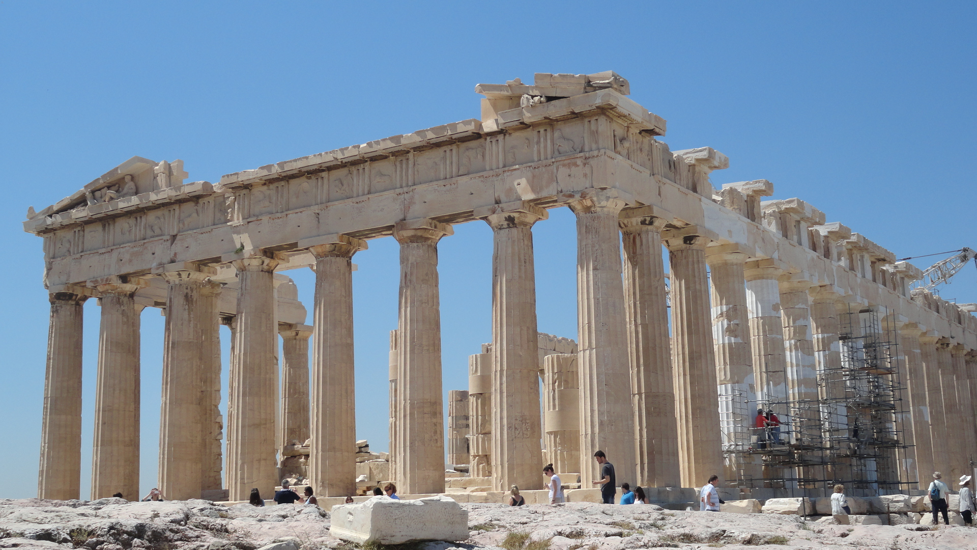 Parthenon west side_2