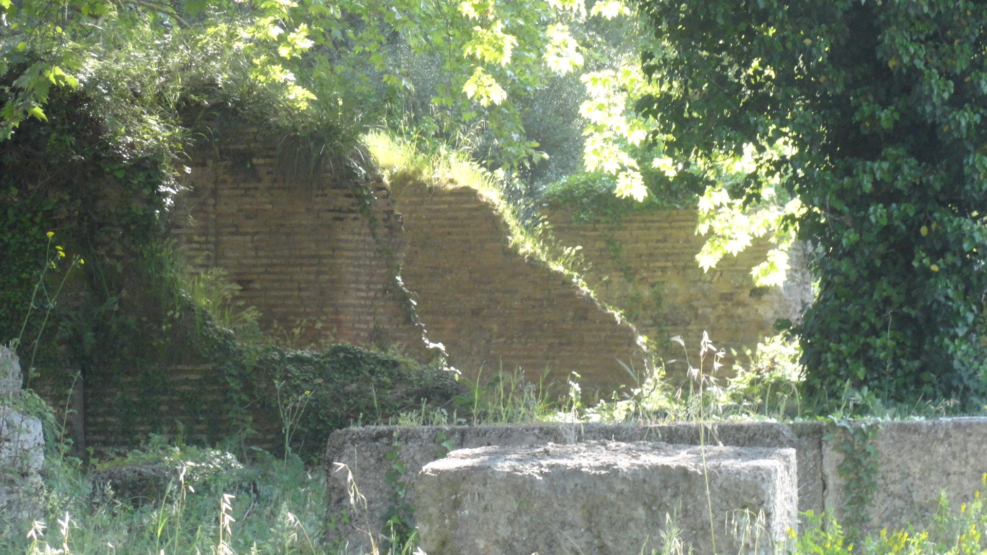 Ruins of Nero's Villa